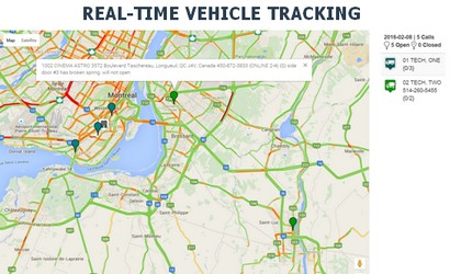 Real Time Vechicle Tracking